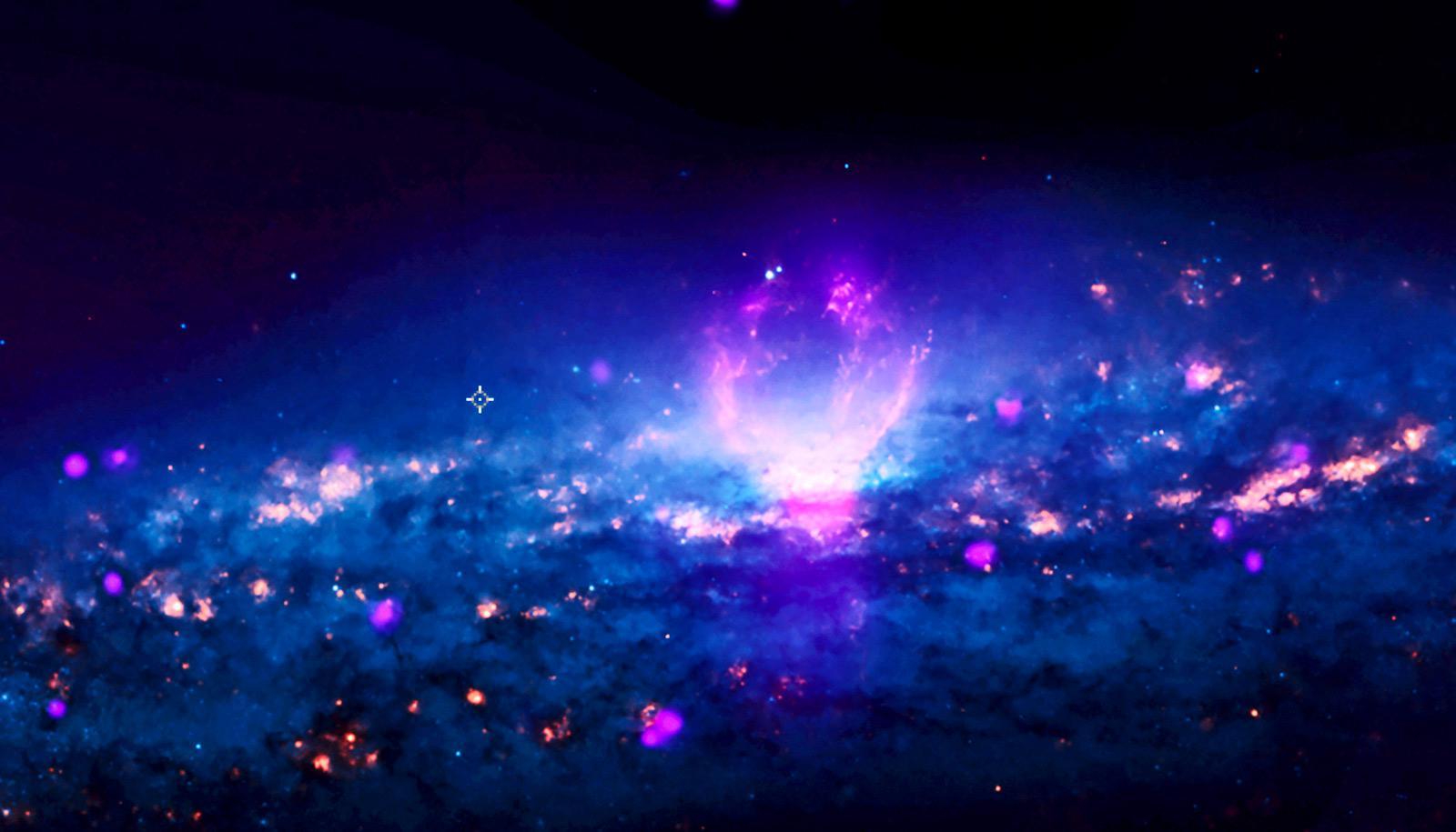 galactic bubble