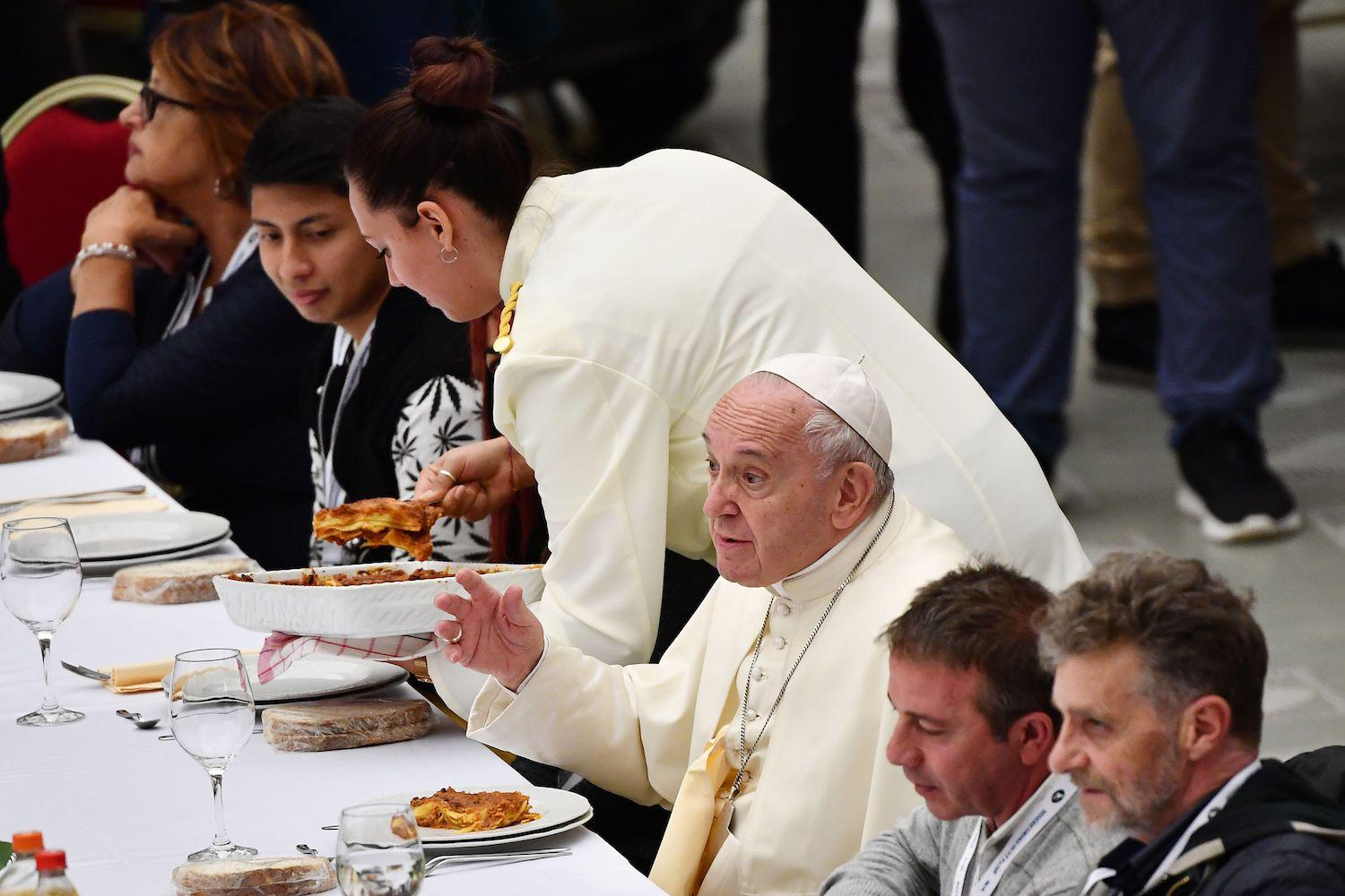 Pope Francis S Heretical Pasta Scribd