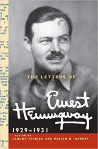 Letters of Ernest Hemingway, Volume 4