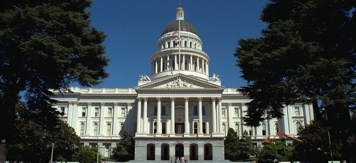 Image of California's Capitol Building