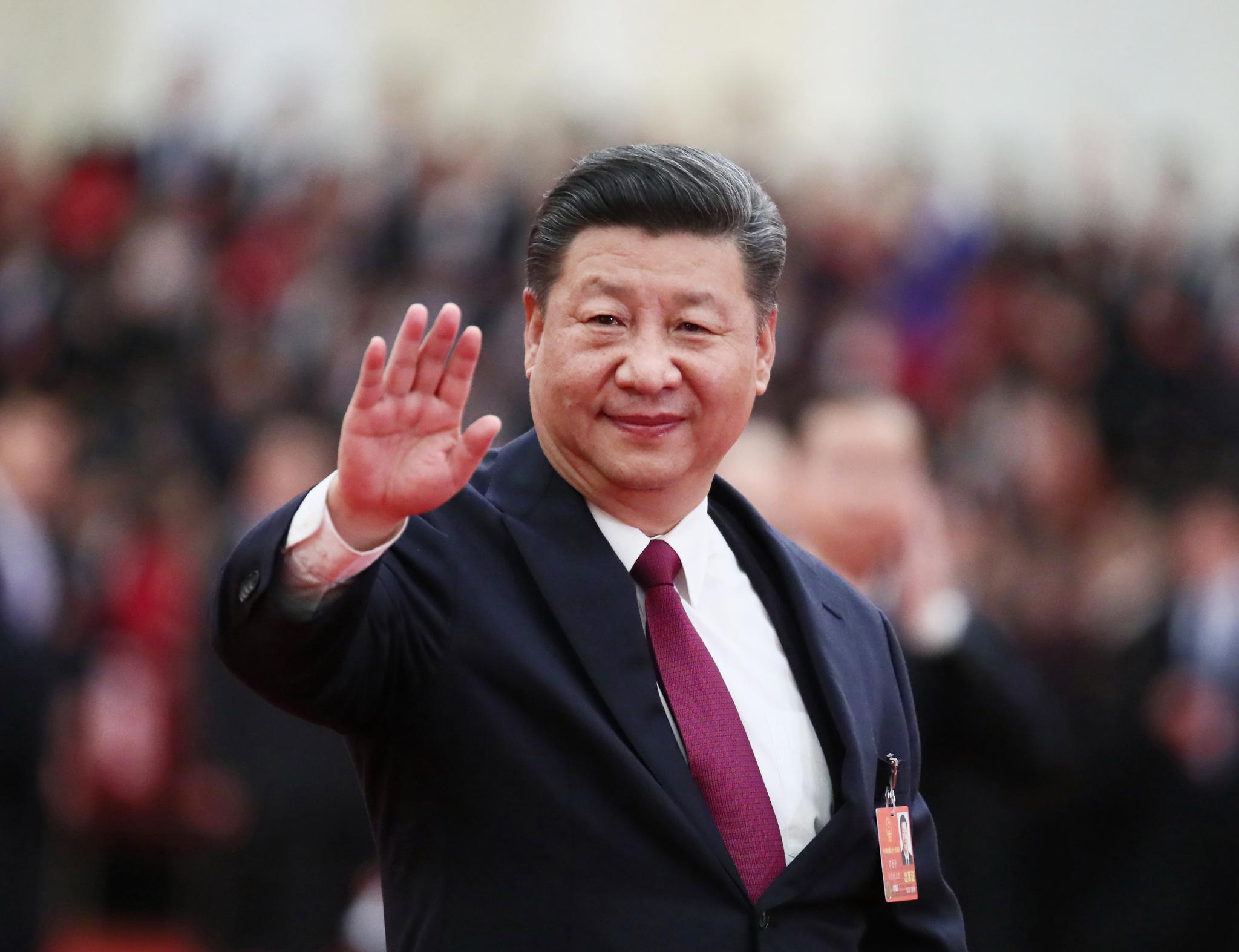 BEIJING - President Xi Jinping offered an assertive vision Tuesday of a  proud and capable China, culminating an unusual legislative session that  endowed him ...