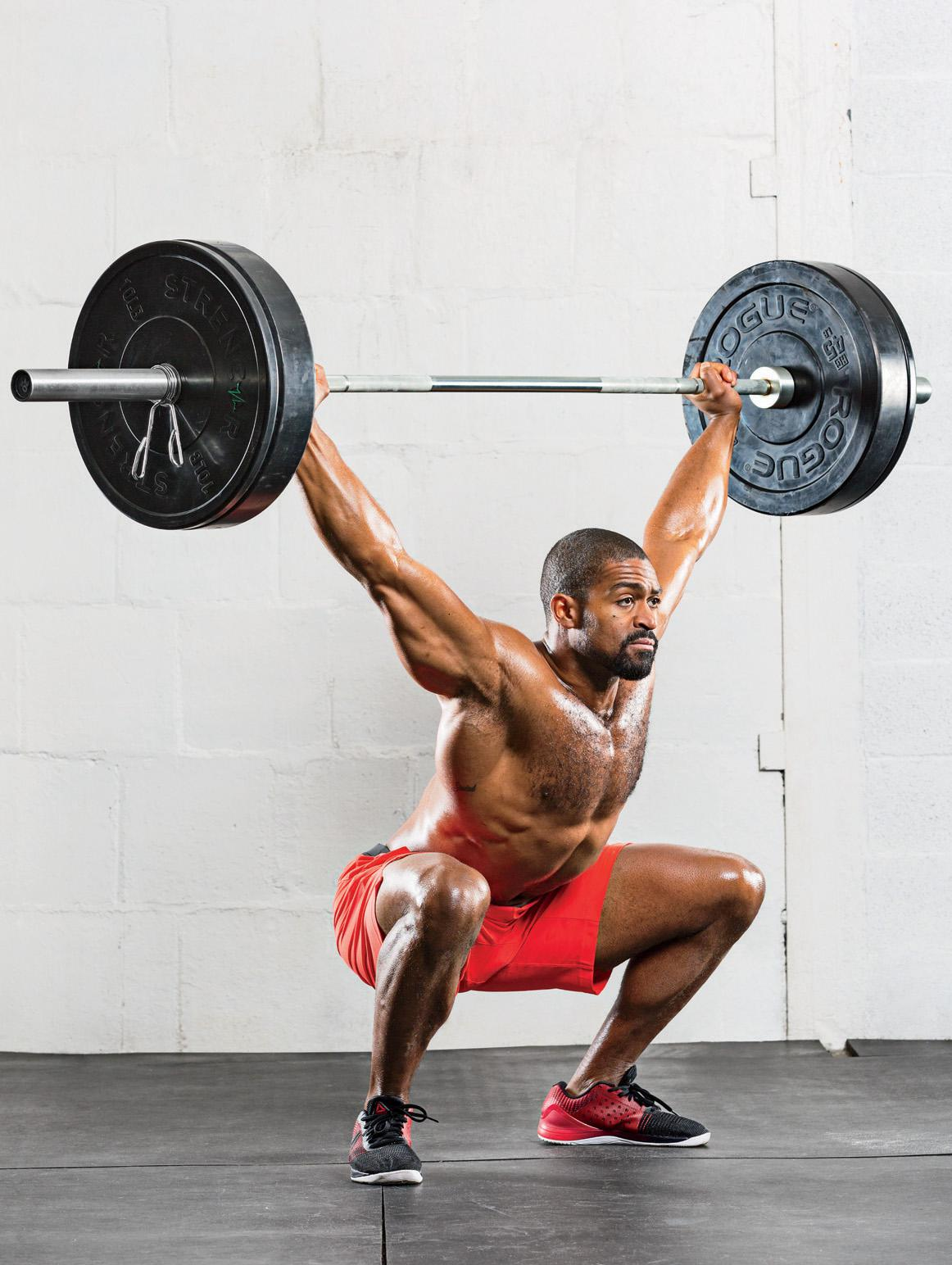 Weight lifting workouts to get ripped