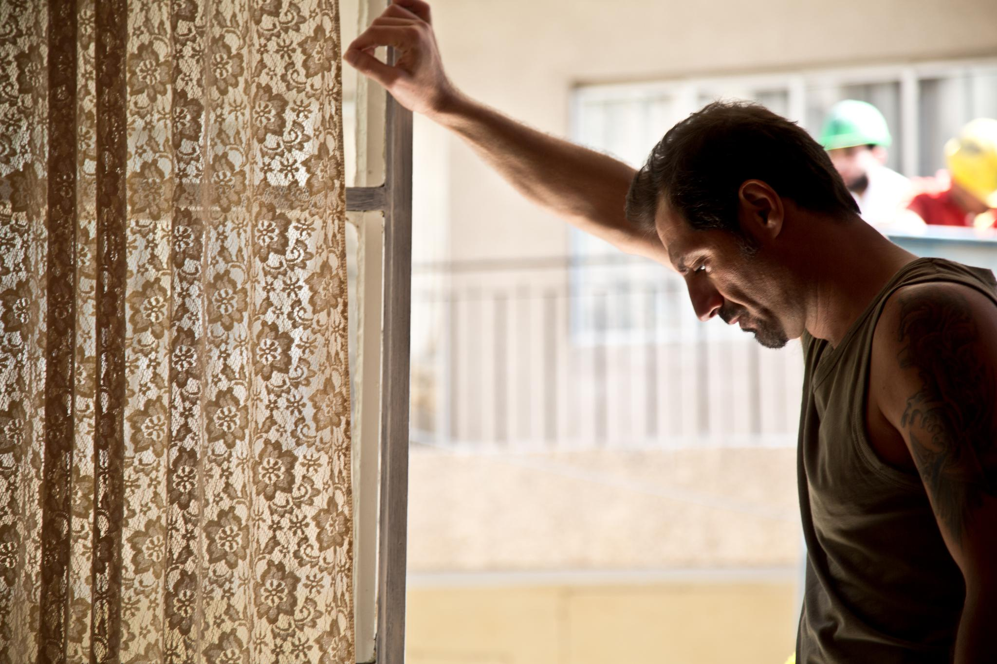 """Adel Karam stars in """"The Insult"""" as a Lebanese Christian who argues with a Palestinian refugee."""
