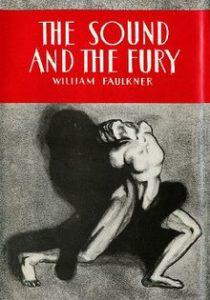 William Faulkner, The Sound and the Fury