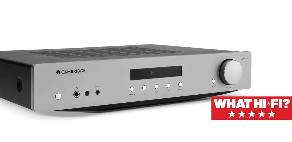 Lea Cambridge Audio AXA35 en línea