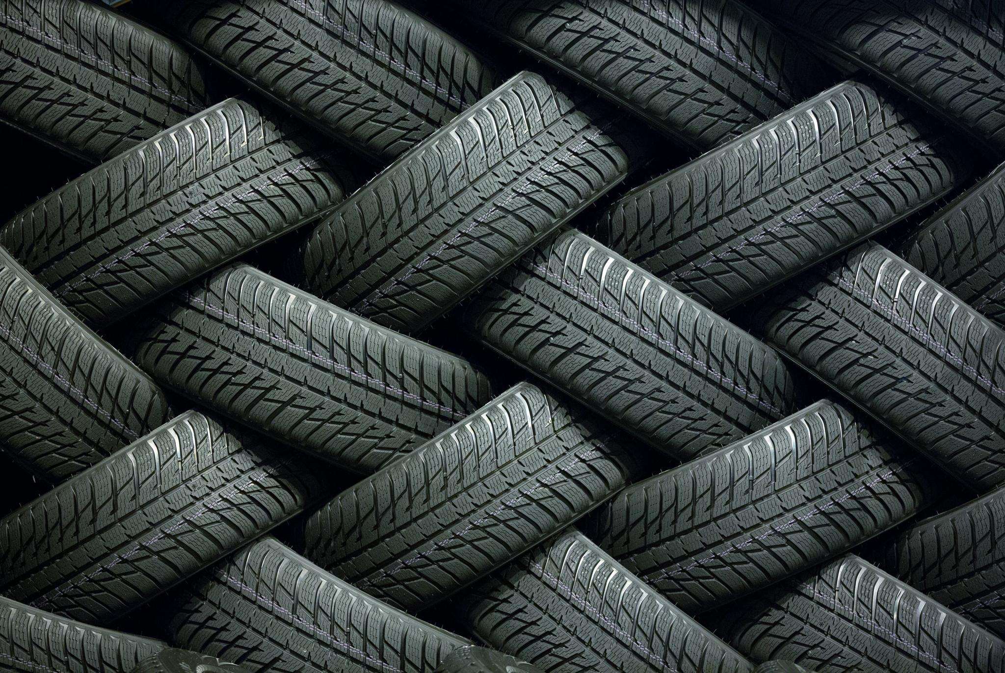 A new eco-friendly rubber could make the tire industry cleaner and less costly.