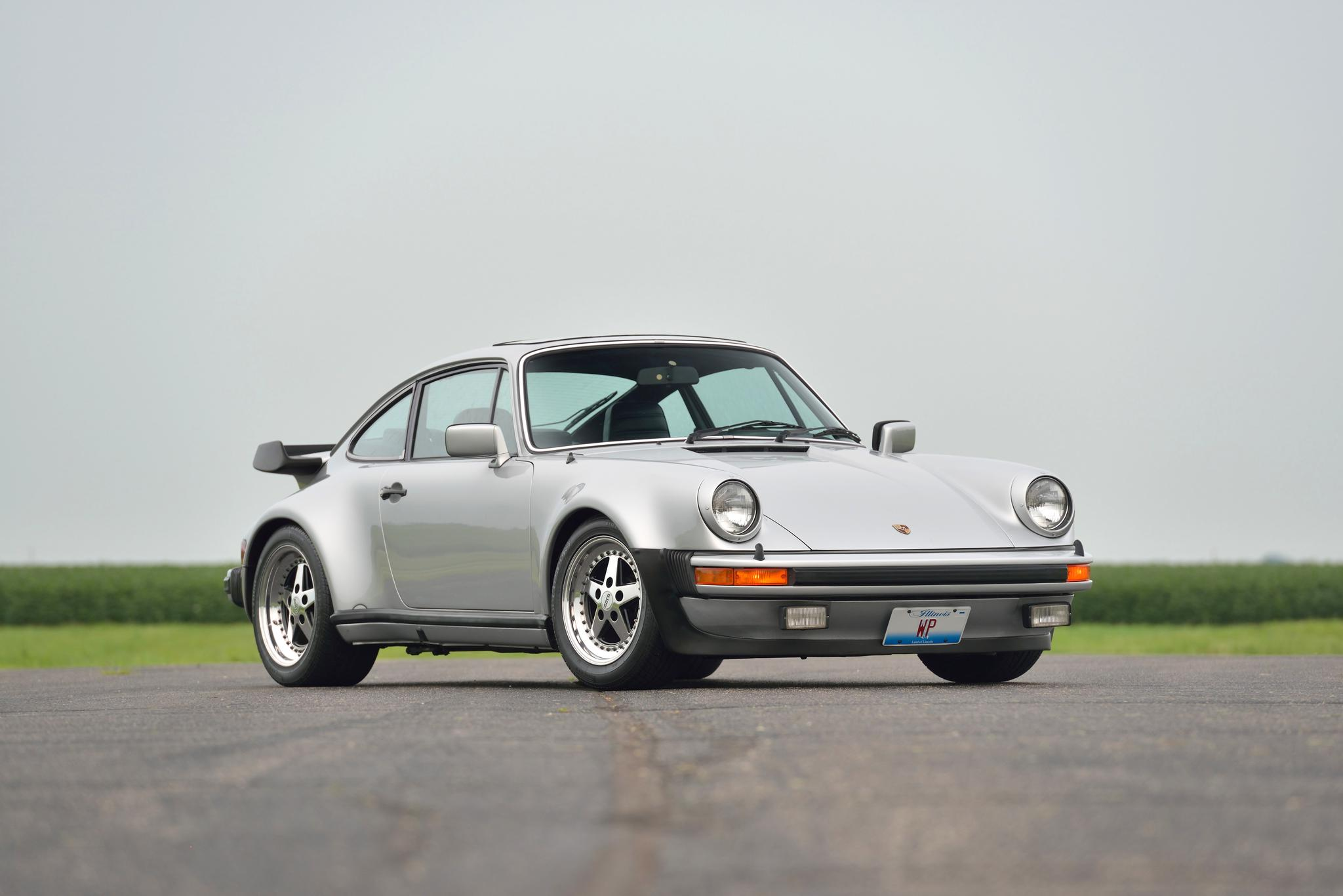 Walter Paytons Baby His Porsche 930 Turbo Is For Sale