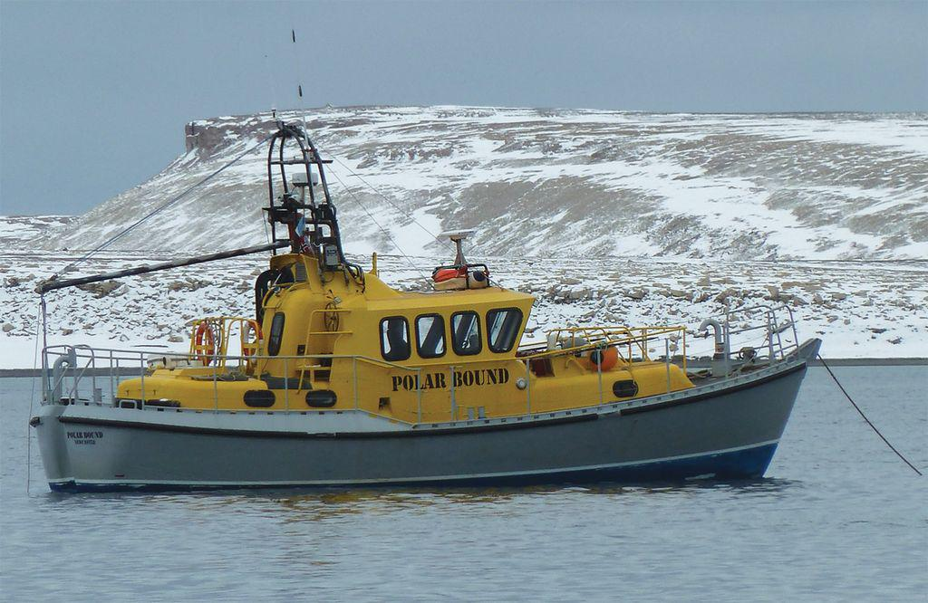 Polar Bound through the Northwest Passage The Frozen Frontier