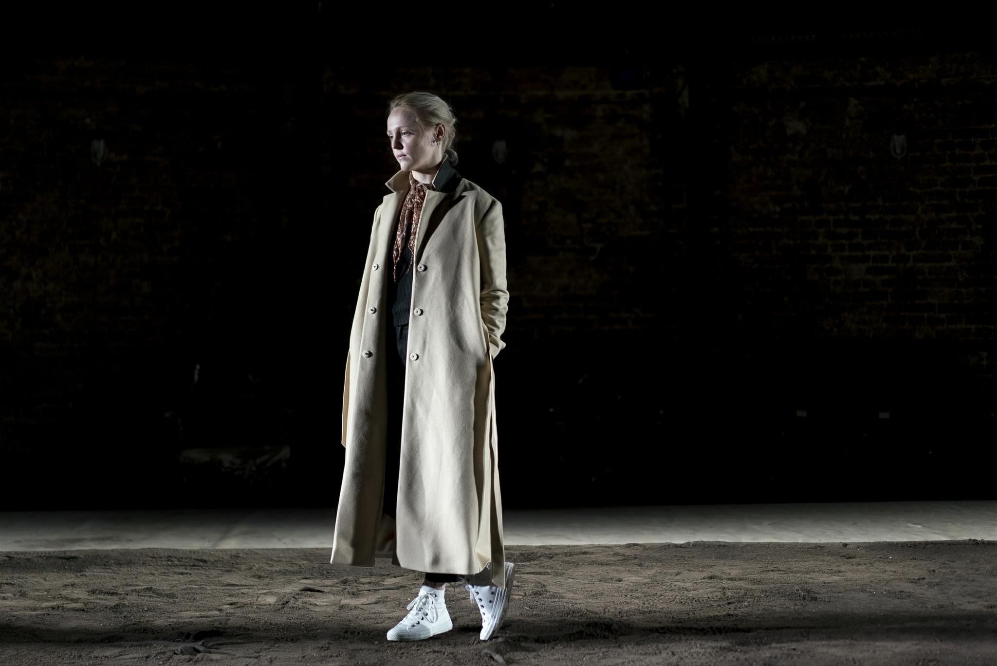Laura Marling at the Almeida Theatre in London, in November.