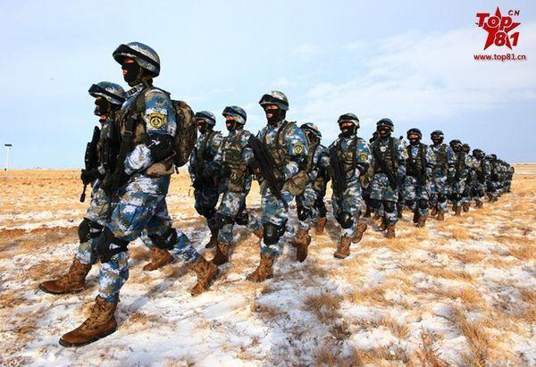 China Marines PLANMC