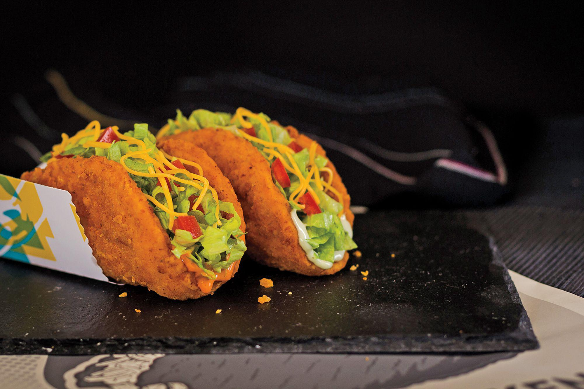 How to make taco bell's naked chicken chalupa