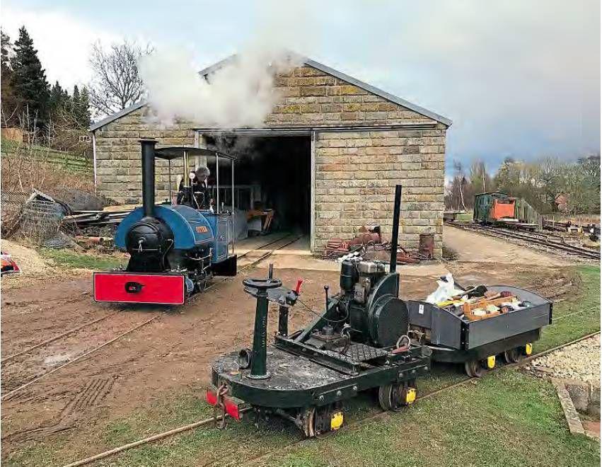 Britain's Latest New-build Steam Locomotive Unveiled | Scribd