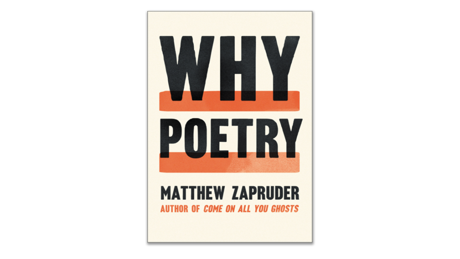 zapruder, why-poetry, poetry,