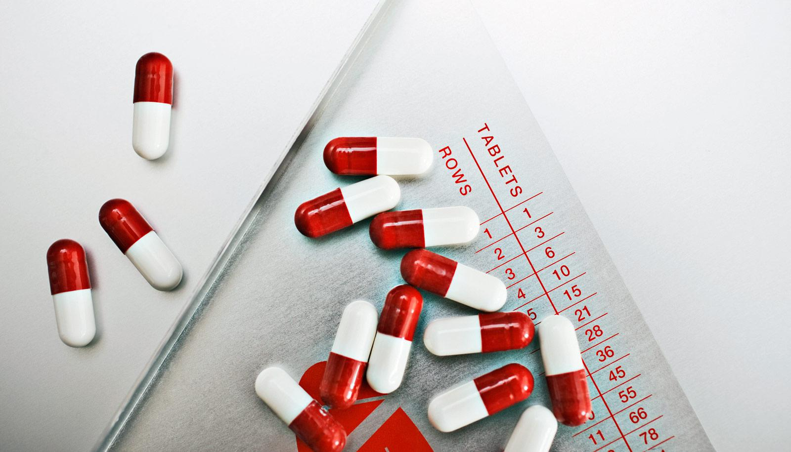 red and white capsules - late-stage prostate cancer