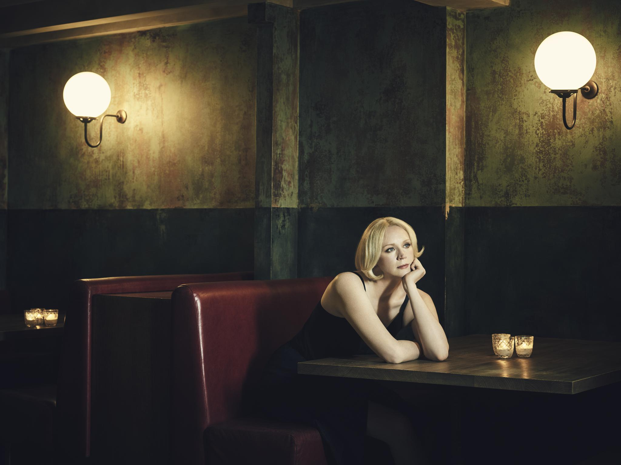 Gwendoline Christie at the Omeara London on June 30.