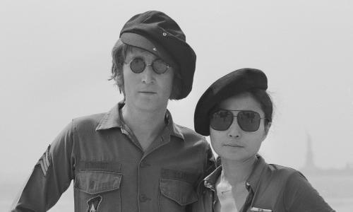 Yoko ono sexual orientation