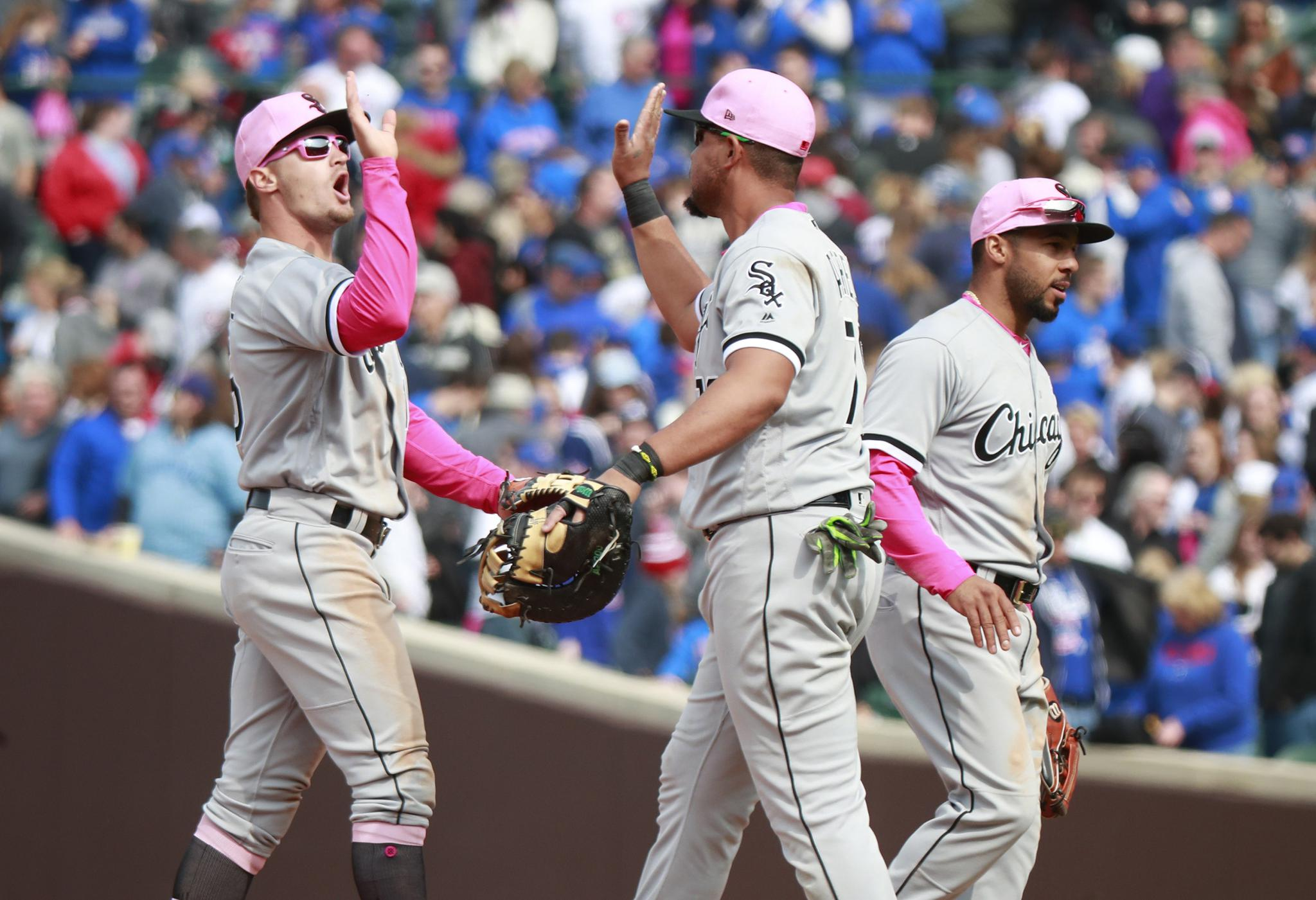 Read White Sox Rally For 5-3 Win To Prevent Cubs Sweep At Wrigley ...