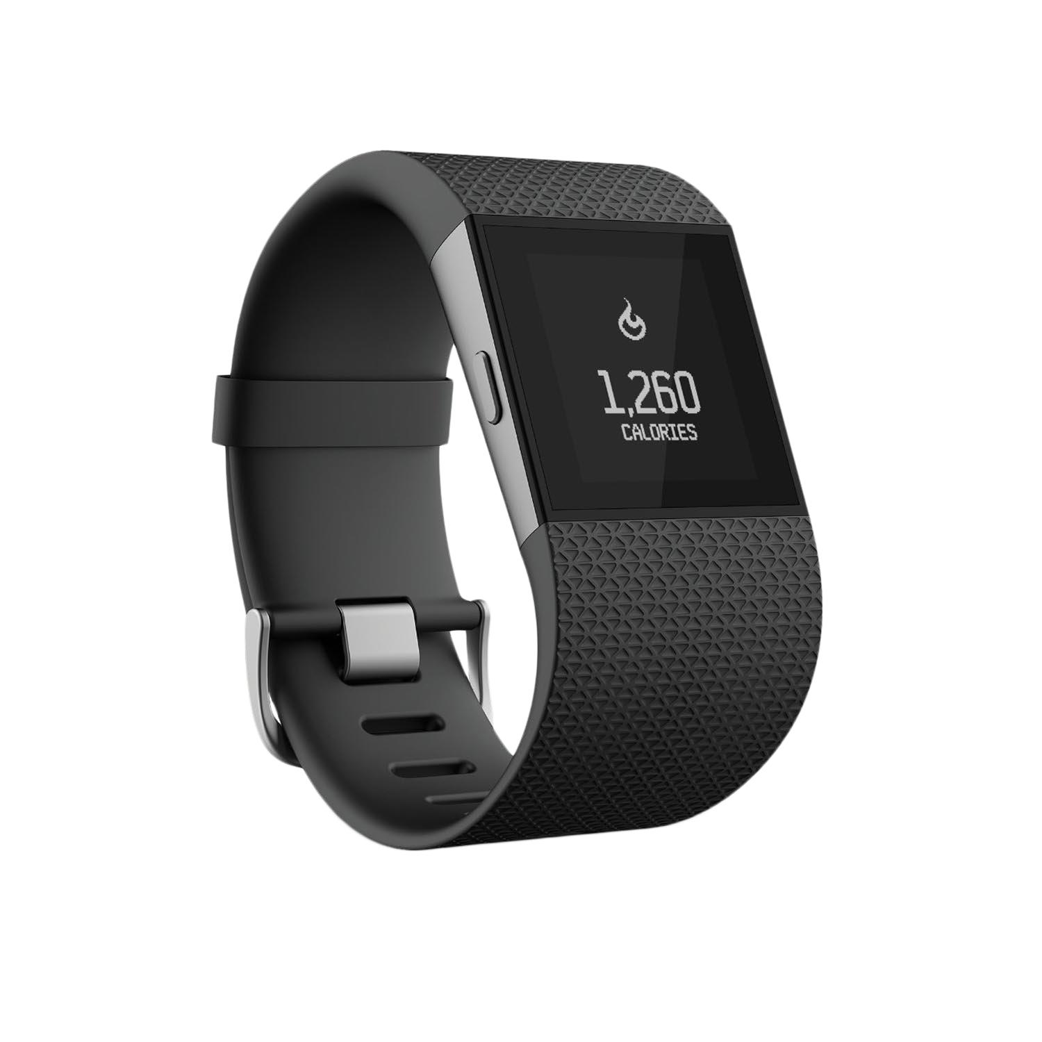 A Fitbit fitness tracker. Police in Connecticut used a murdered woman's device to trace her last movements and use the information to charge her husband as the killer