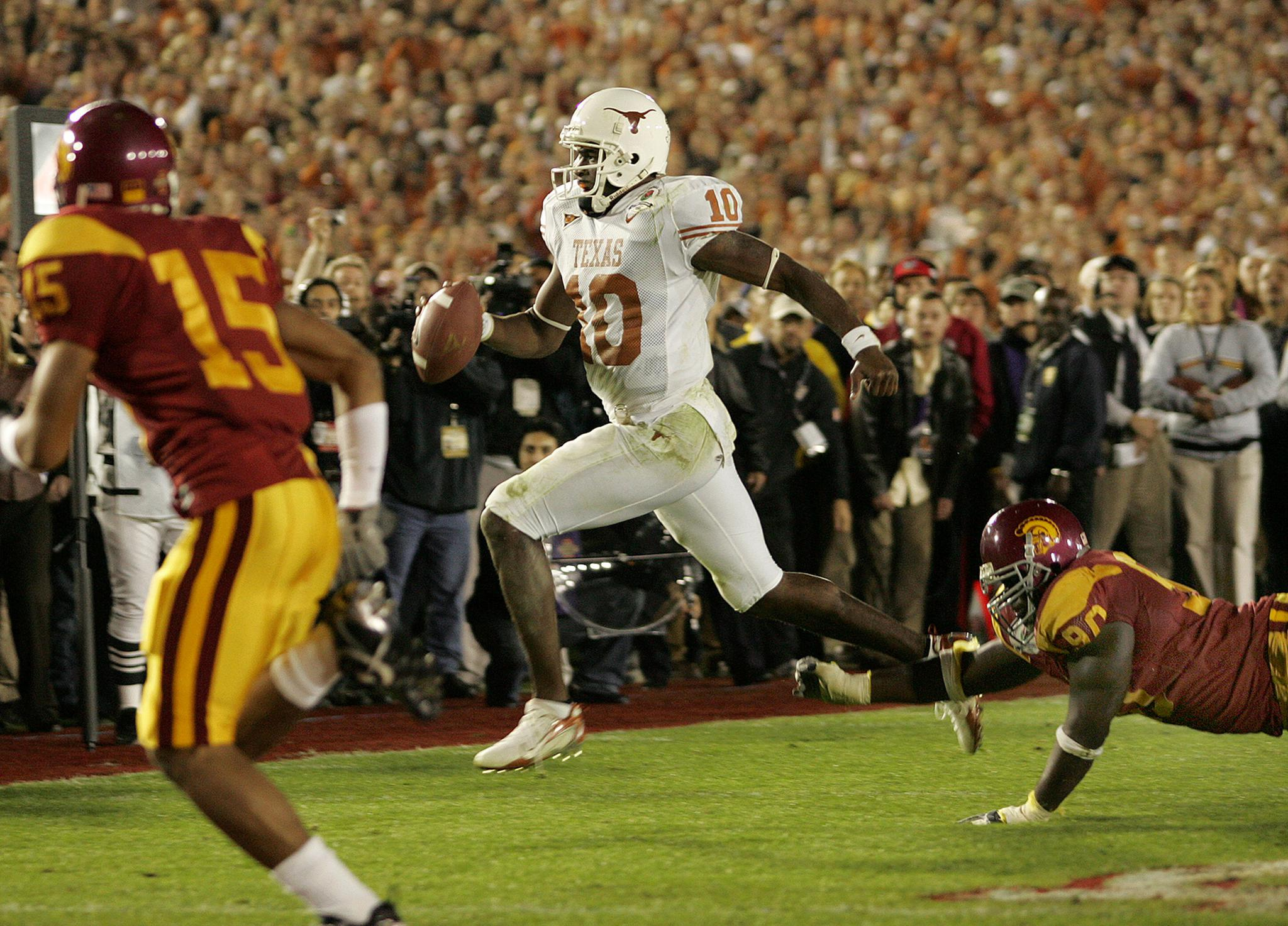 USC-Texas Rose Bowl Game Wasn\'t All That Great | Scribd