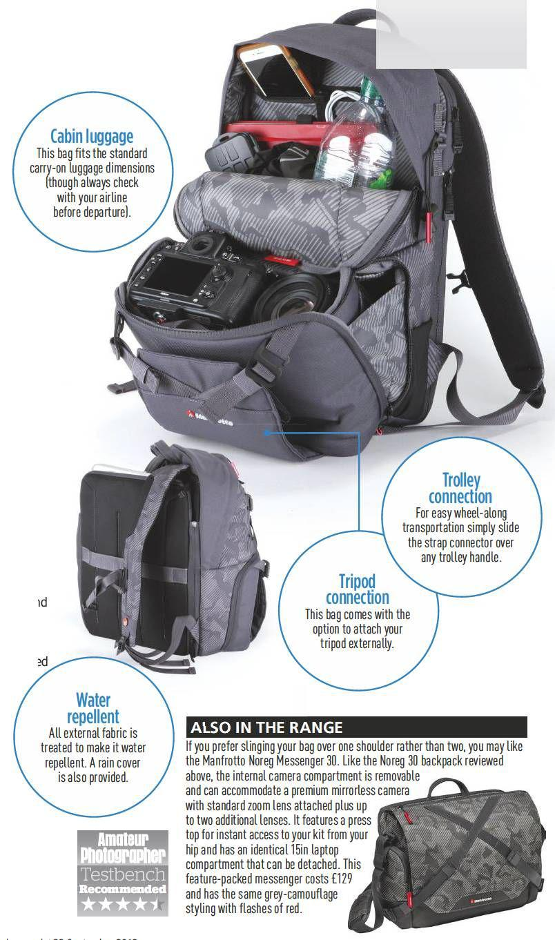 0335364042 Manfrotto Noreg Backpack 30   Scribd