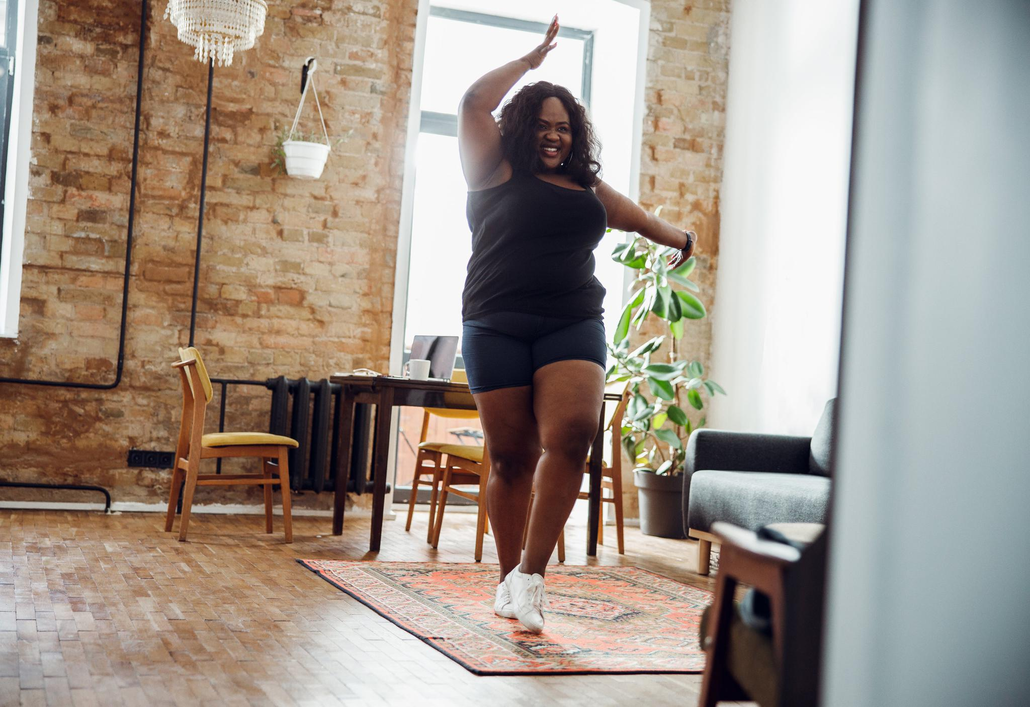<p>Dance it out</p>Getty Images/iStockphoto