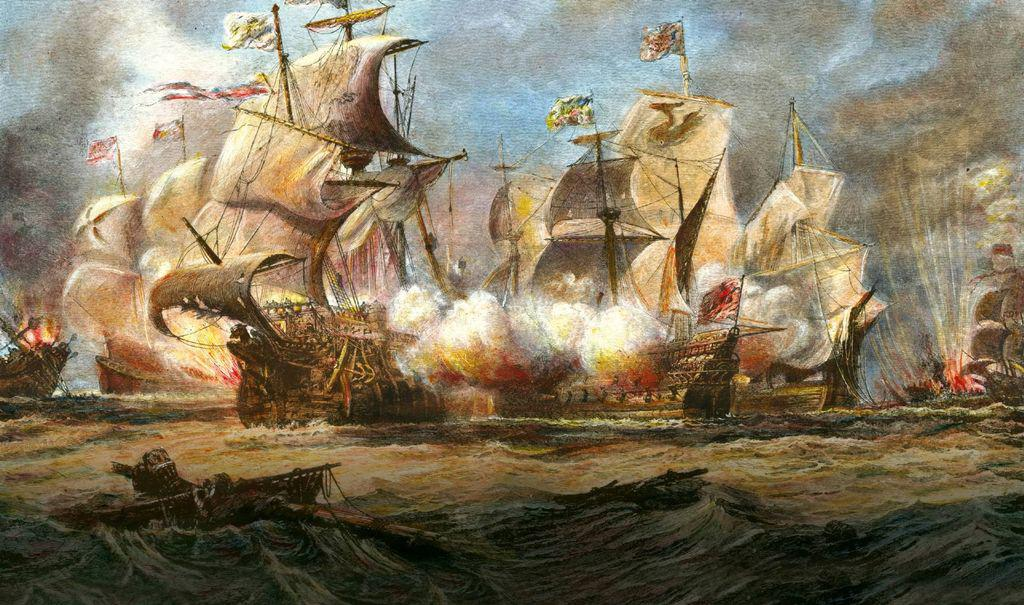 Read Timeline Of… Elizabethan Wars Online