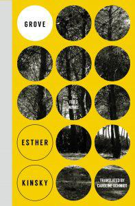 grove, esther kinsky