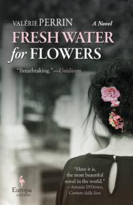fresh water for flowers, valerie perrin