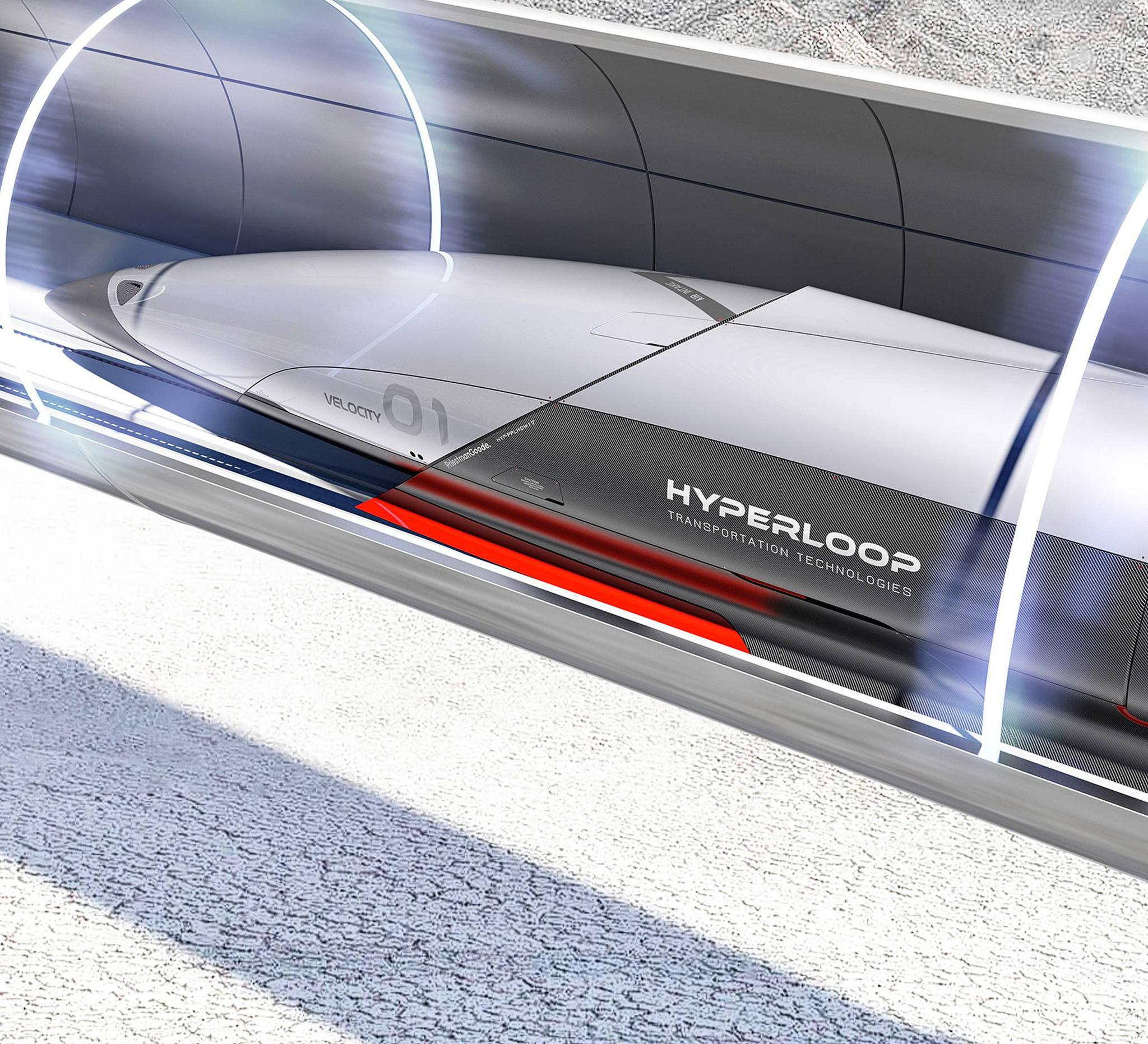 hyperloop transportation technologies announced it has signed agreements with the northeast ohio areawide coordinating agency and the illinois department of