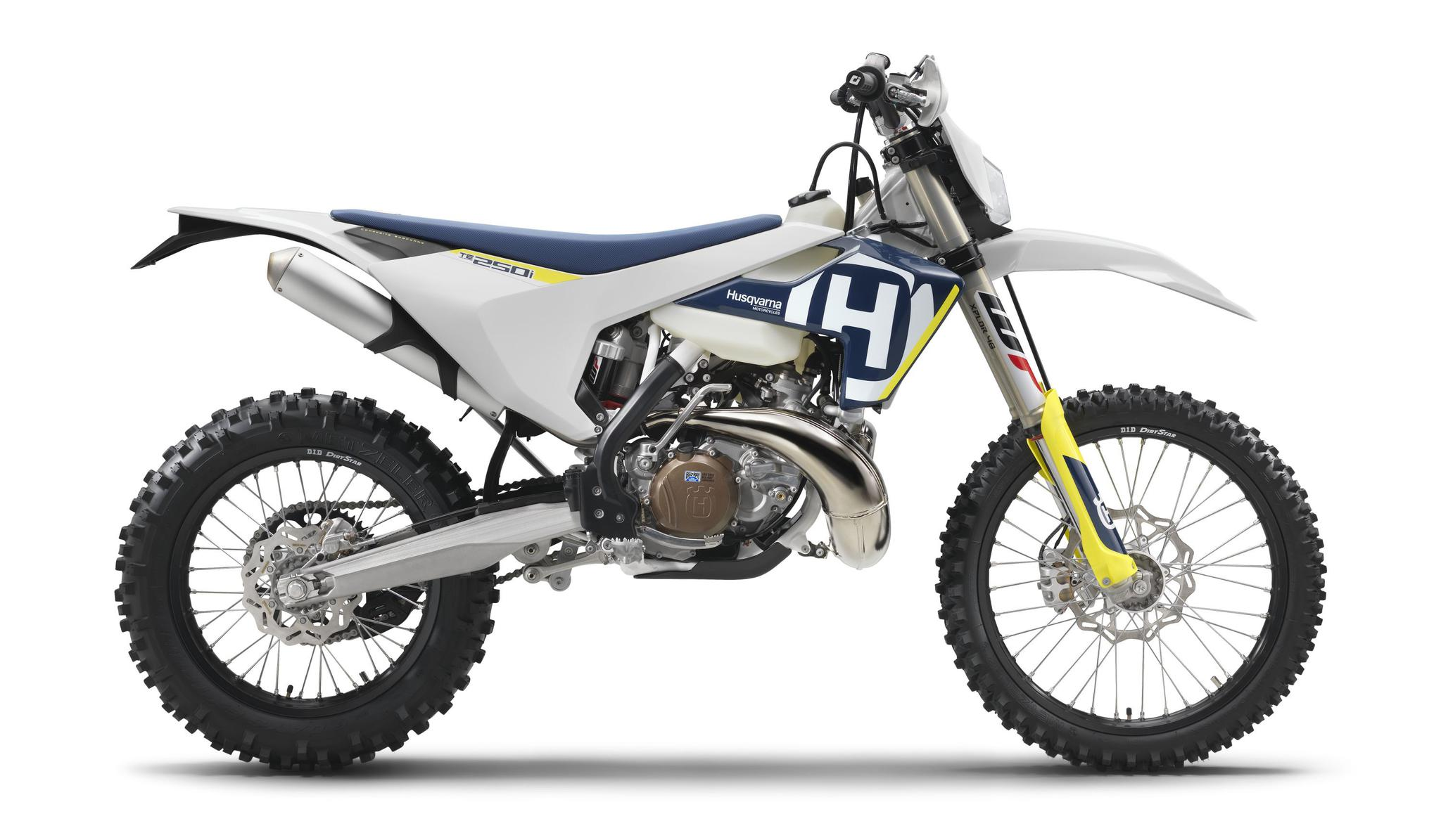 Is This the Future of Dirt Bikes? Husqvarna's Fuel-Injected 2-Stroke |  Scribd