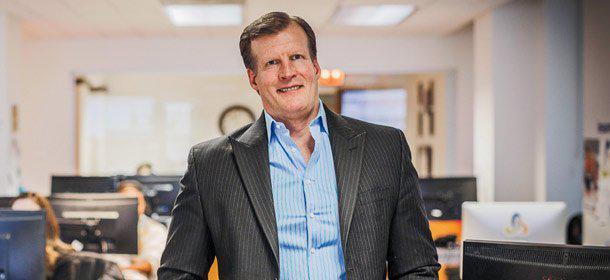 Ted Devine, CEO Insureon.