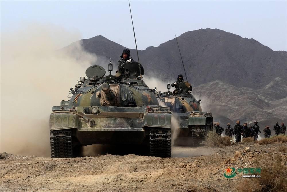 ZTZ-59 China Tank Type T-54