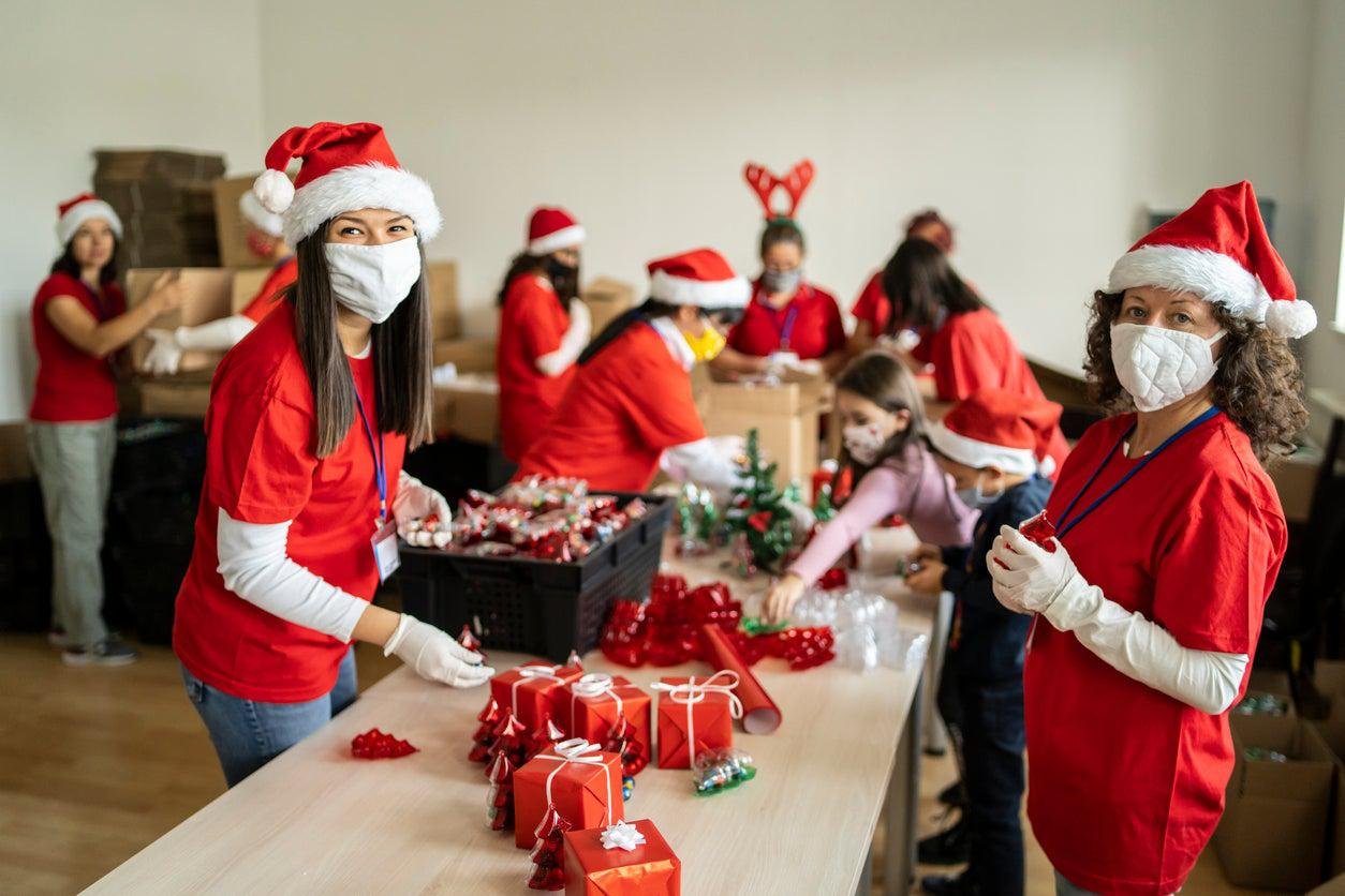 <p>Look for charities and local services that are asking for volunteers</p>Getty