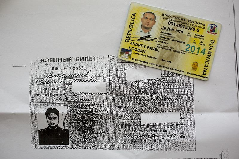 Jan Neumann was born Alexy Yurievich Artamonov in the former Soviet Union, son of a former internal affairs investigator for the KGB. He wore a beard in his official FSB credentials, but shaved his face and head as the CIA created identity papers for him under the alias Andrey Pavel Bogdan. Today he goes by Jan Neumann.