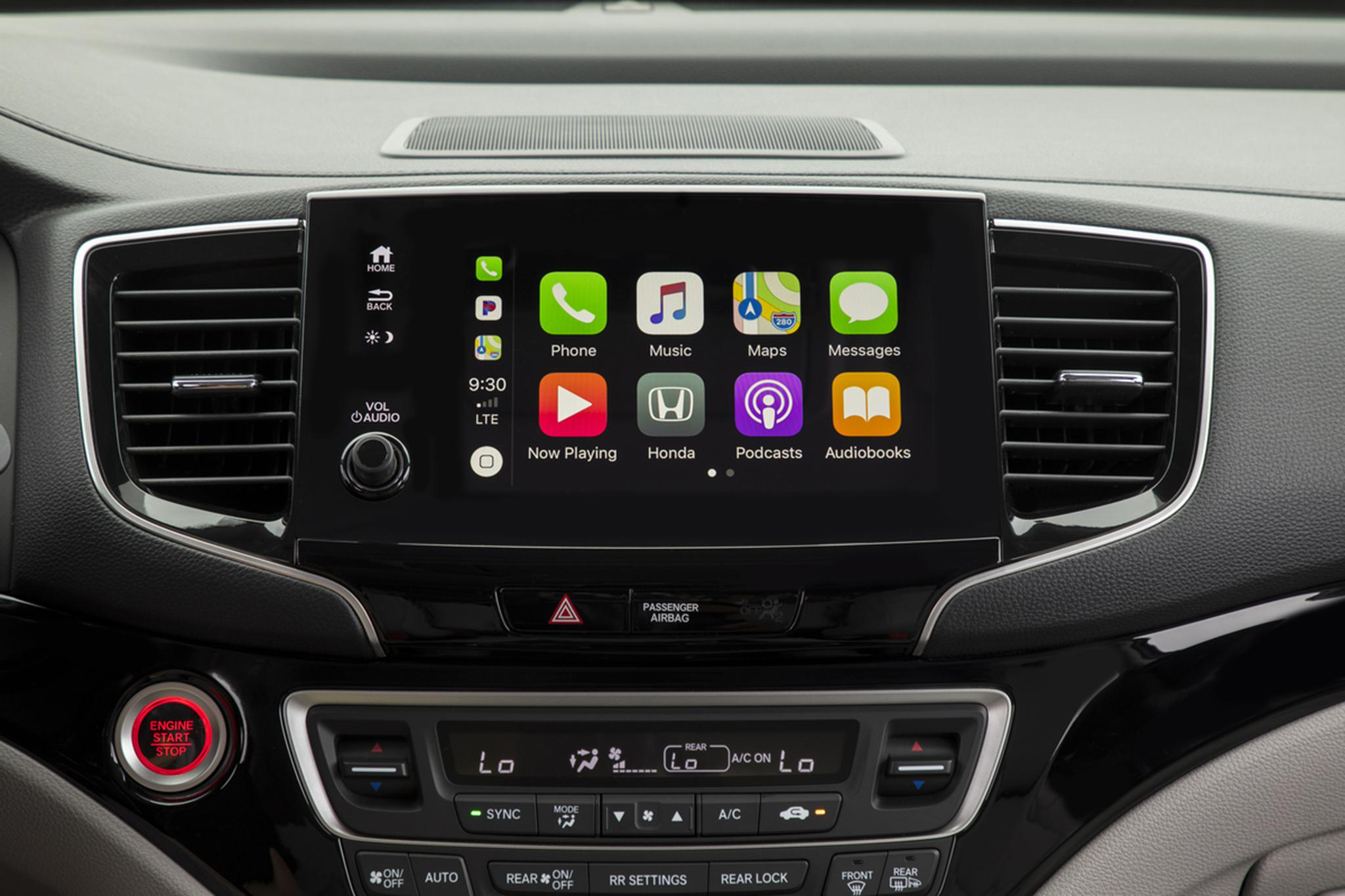 Auto Review: Refresh Keeps The Three-row Honda Pilot On Pace