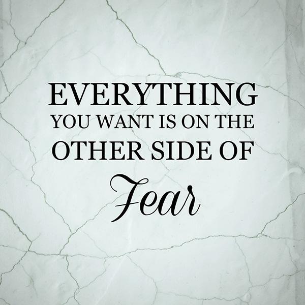 Release Fear, Living Fearlessly