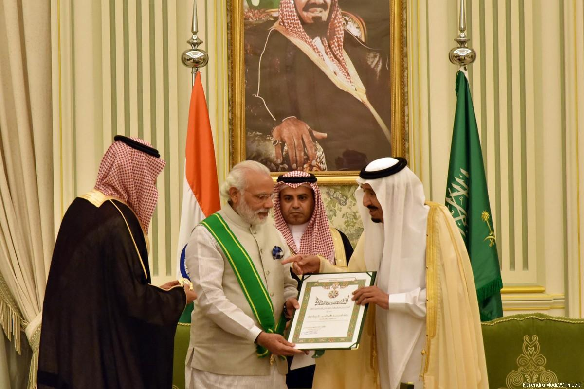 Saudi, The UAE And India Agree On Huge Oil Project Despite Protests