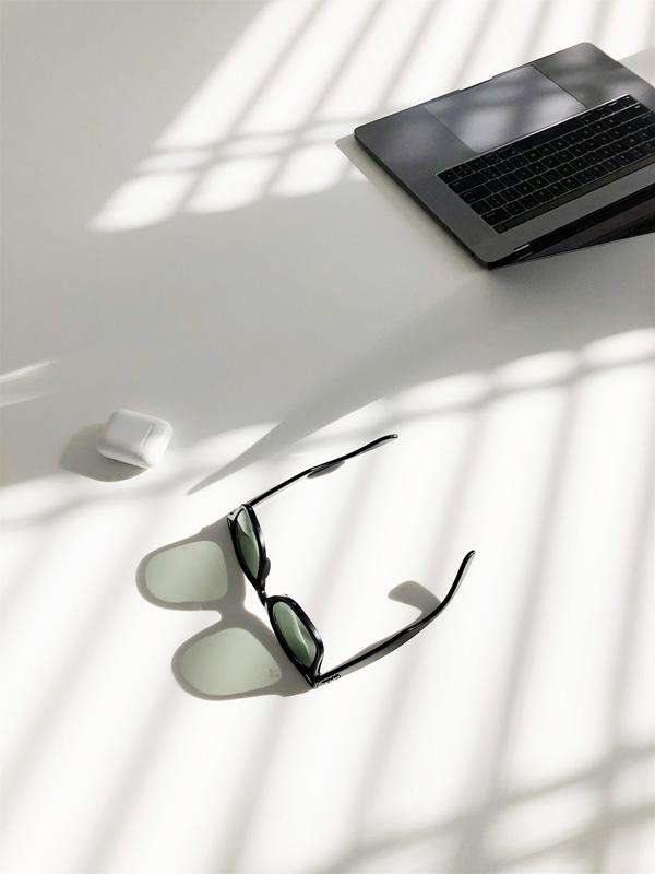 Entrepreneurial anxiety; photograph of glasses on table by Kirill Zakharov
