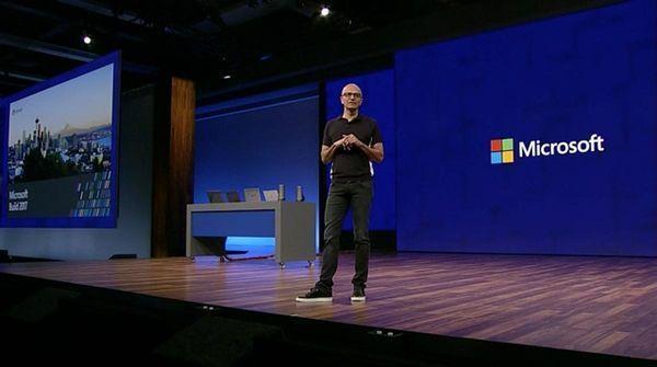 Microsoft Build 2017 Conference