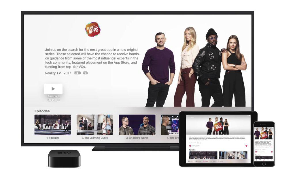 A List Of Apple's Original TV Shows And Series | Scribd