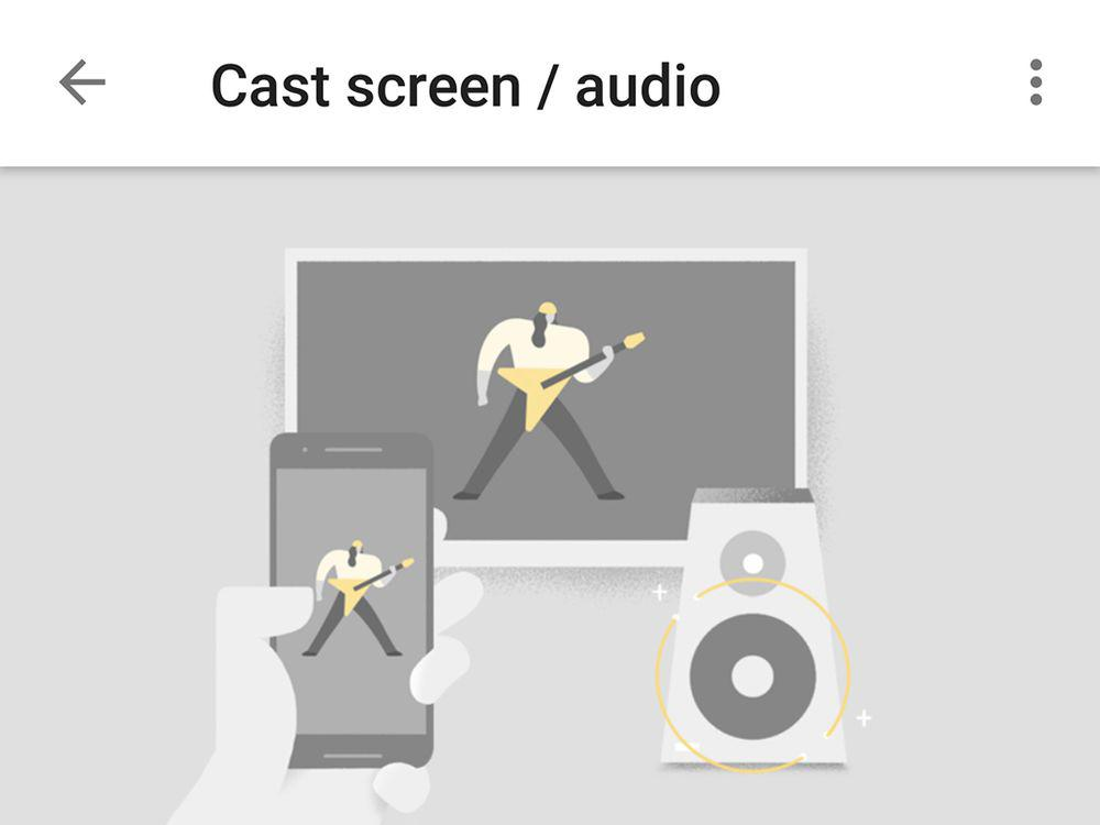Android Casting