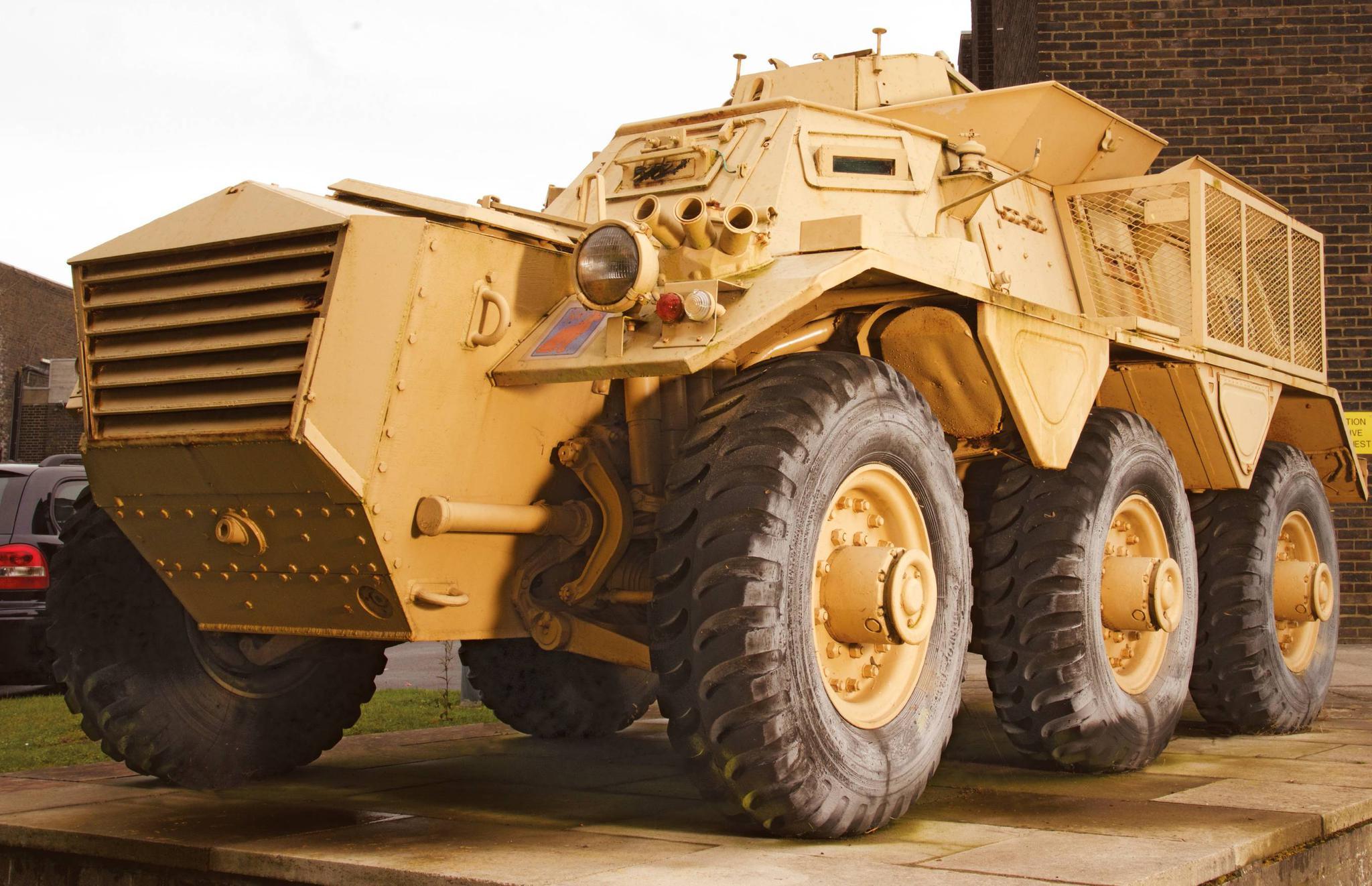 Fv603 Saracen Armoured Personnel Carrier   Scribd
