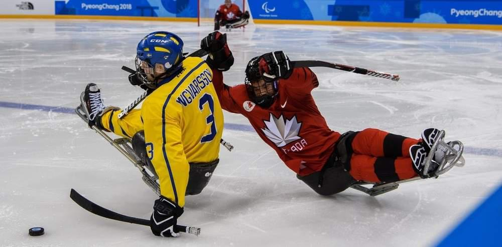 Paralympic Ice Games