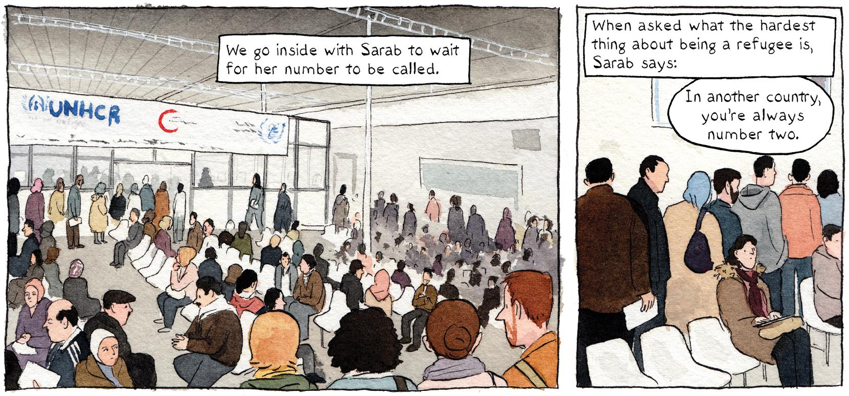 Sarah Glidden's new graphic novel shows how the death of overseas news bureaus let governments get away with murder.