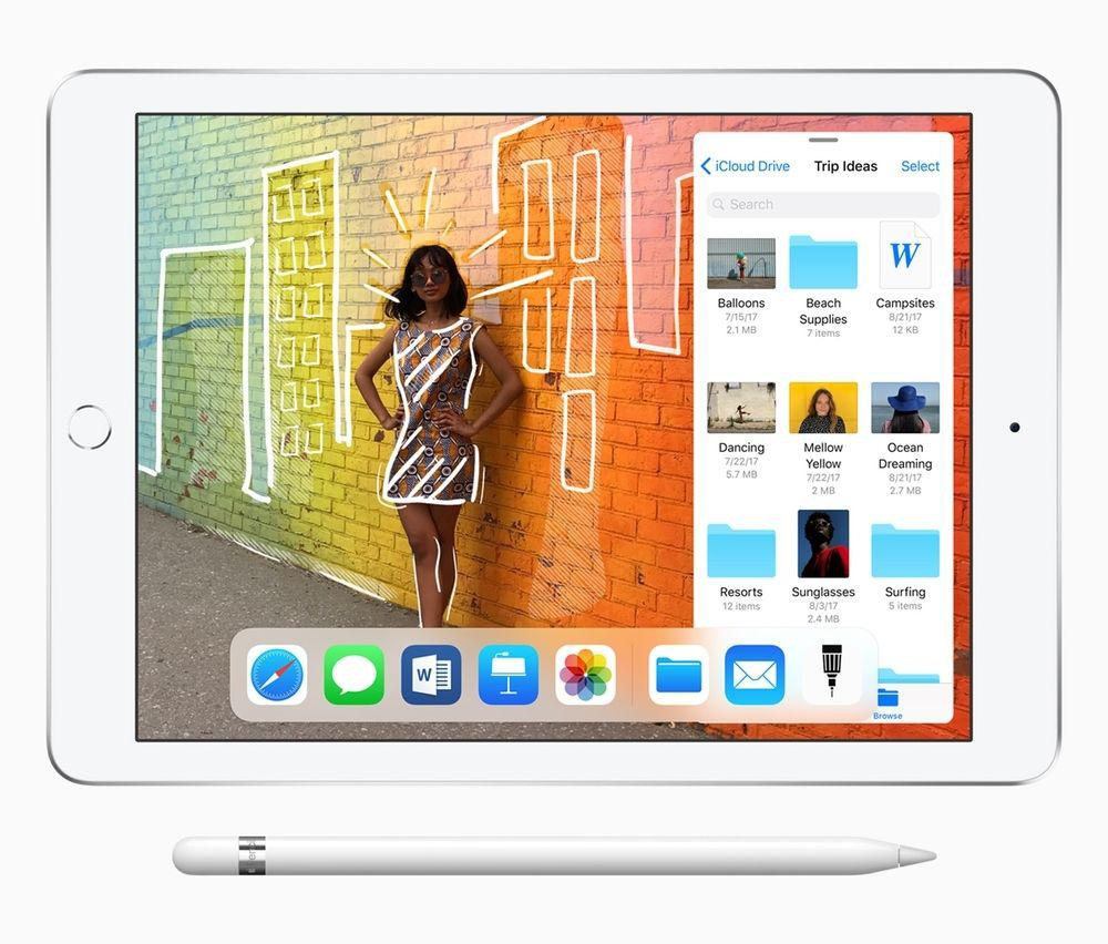 Apple iPad for students