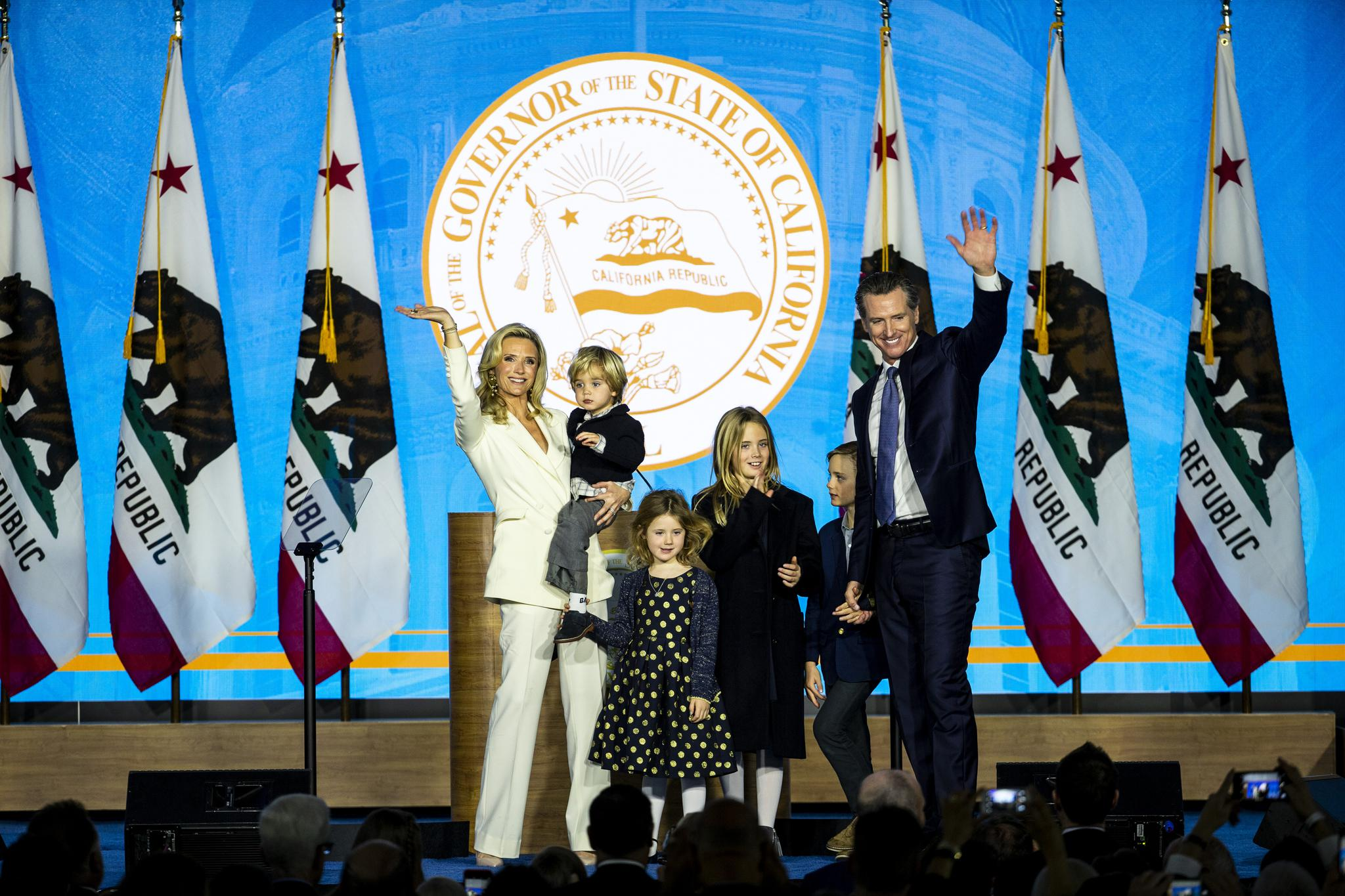 Calif. Gov. Newsom To Pass On Governor's