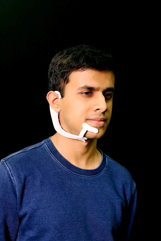 silent speech MIT device