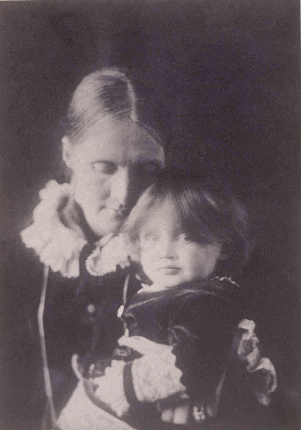 virginia woolf and mom