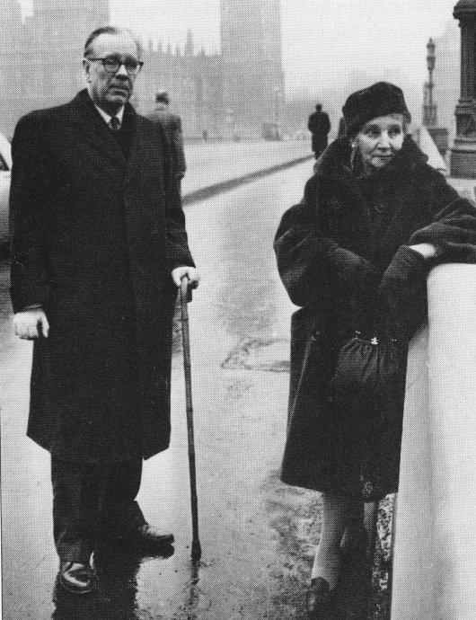 borges and mother