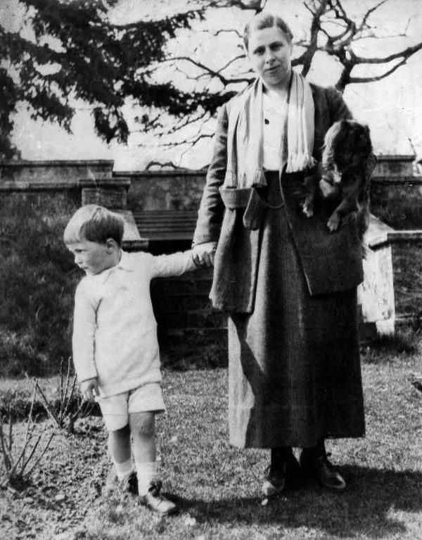 roald dahl and mom